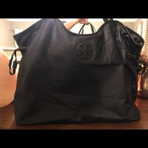 Tory Burch Nylon Slouchy Tote. Brand new no tags